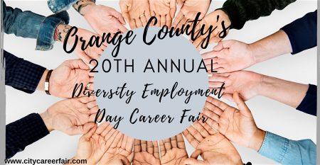 Orange County 20th Annual Diversity Employment Day Career Fair